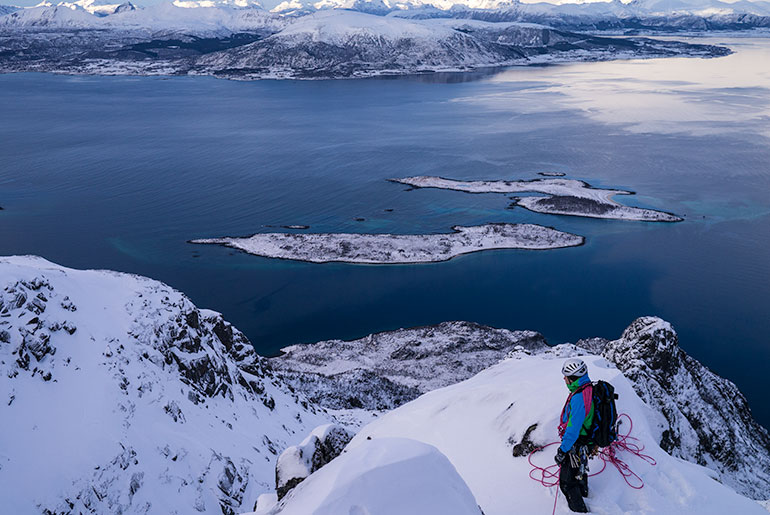 Lofoten Winter Alpine