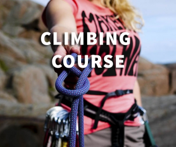 Climbing Course in Lofoten