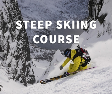 Steep Skiing and Ski Mountaineering Course