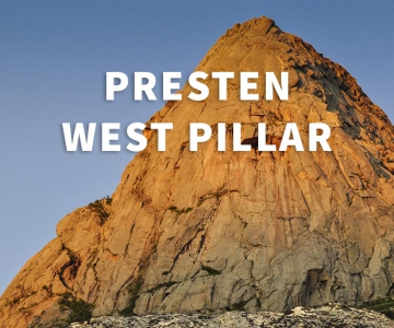 Presten – The West Pillar