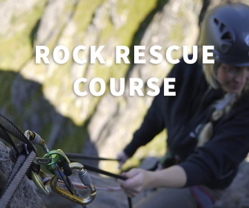 Rock Rescue Course in Lofoten