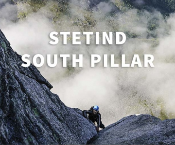 Stetind – South Pillar