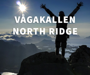 Vågakallen – North Ridge